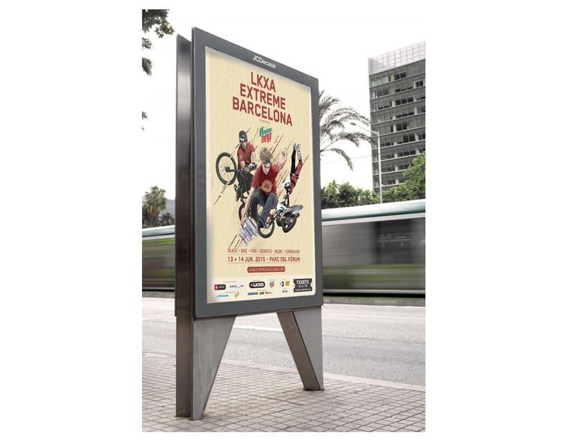 LKXA Extreme Barcelona  9