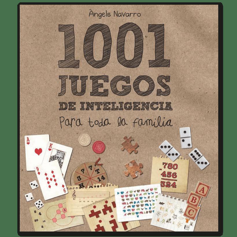 1001 juegos · Diseño editorial Anaya 0