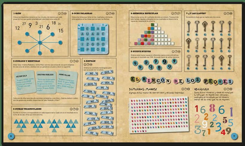 1001 juegos · Diseño editorial Anaya 2