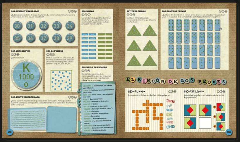 1001 juegos · Diseño editorial Anaya 1