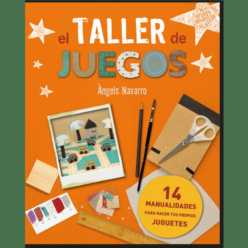 Taller de juegos · Diseño, ilustraciones y creación de manualidades -1