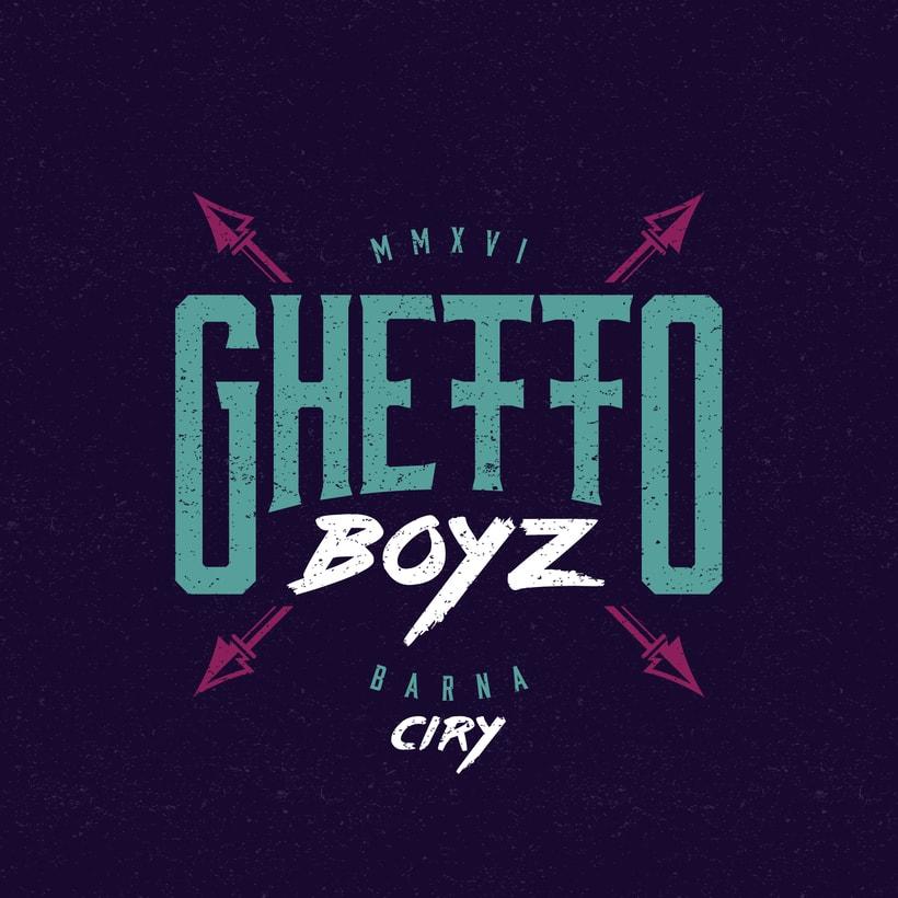Ghetto Boyz  0