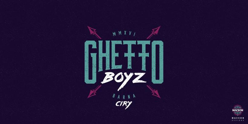 Ghetto Boyz  2