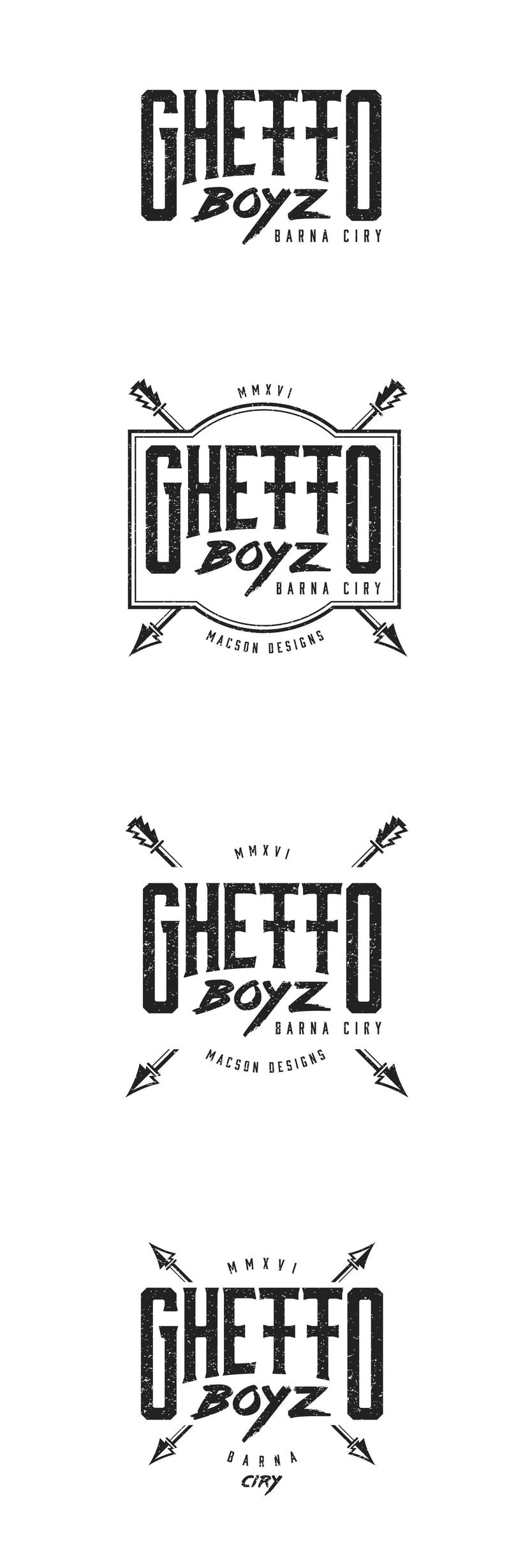 Ghetto Boyz  1