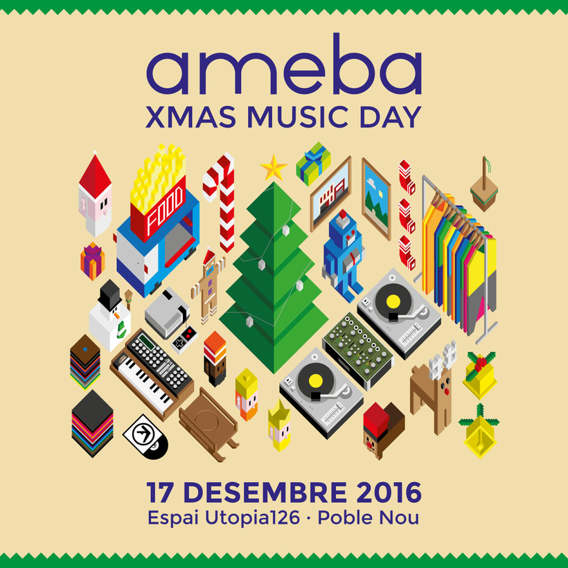XMAS MUSIC DAY 0
