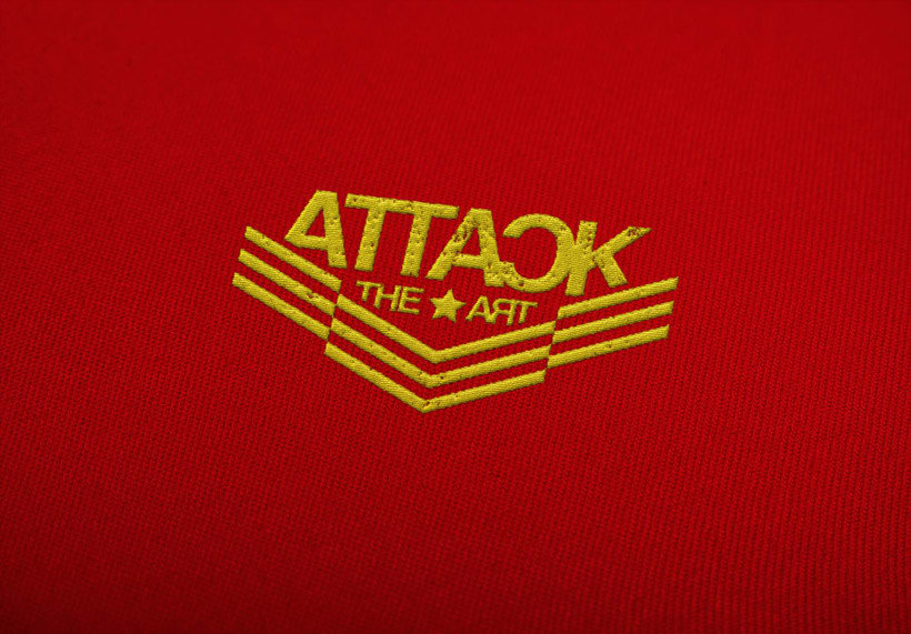 Attack The Art -1