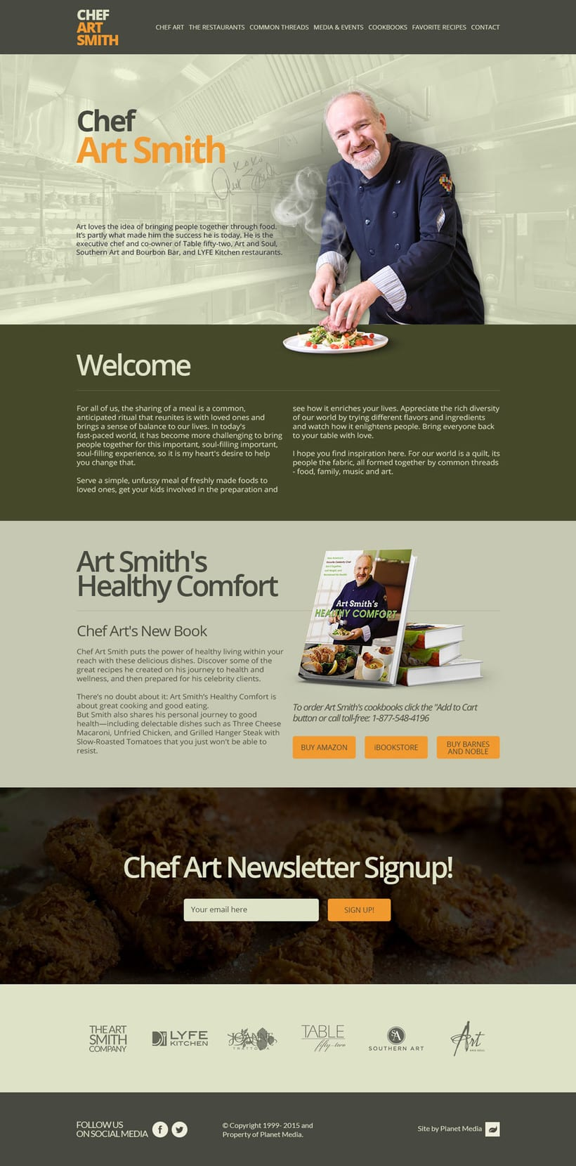 Chef Art Smith -1