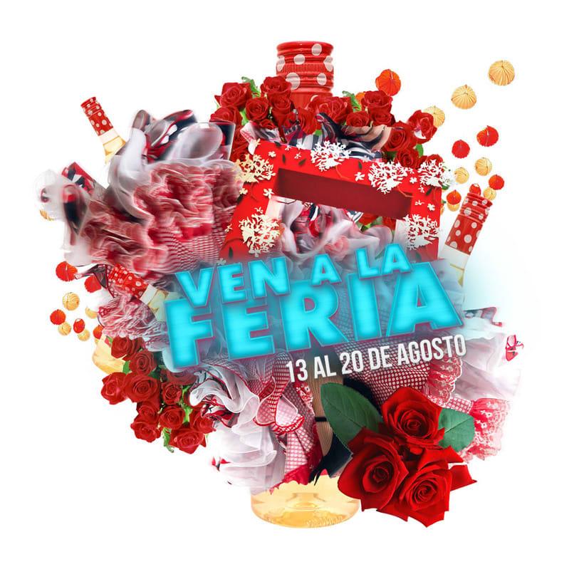 Ven a la Feria de Málaga 1