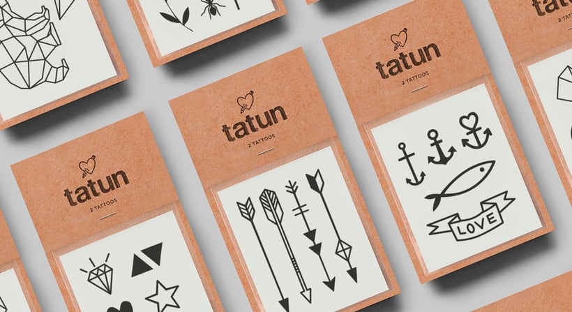 Tatabi Studio, identidad visual heartmade 15
