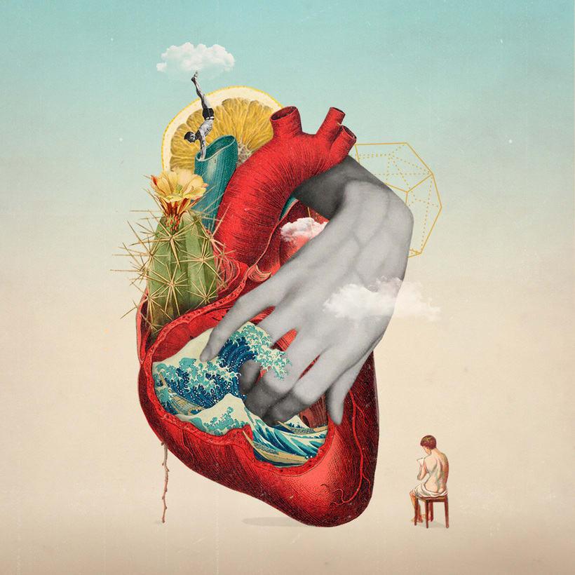 Bucear en el mundo del collage de la mano de Gabriela Sánchez 7