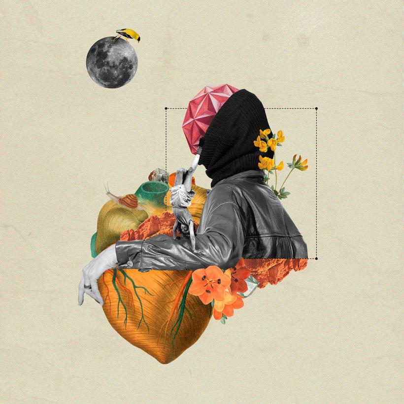 Bucear en el mundo del collage de la mano de Gabriela Sánchez 9