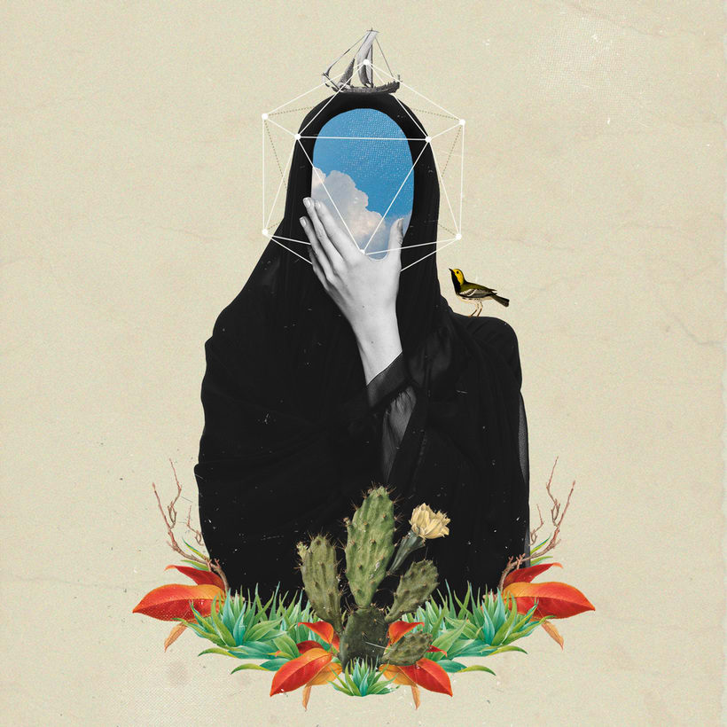 Bucear en el mundo del collage de la mano de Gabriela Sánchez 10