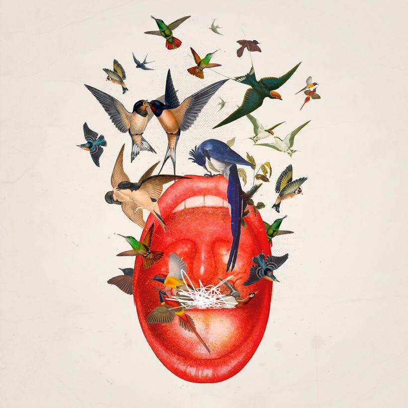 Bucear en el mundo del collage de la mano de Gabriela Sánchez 13