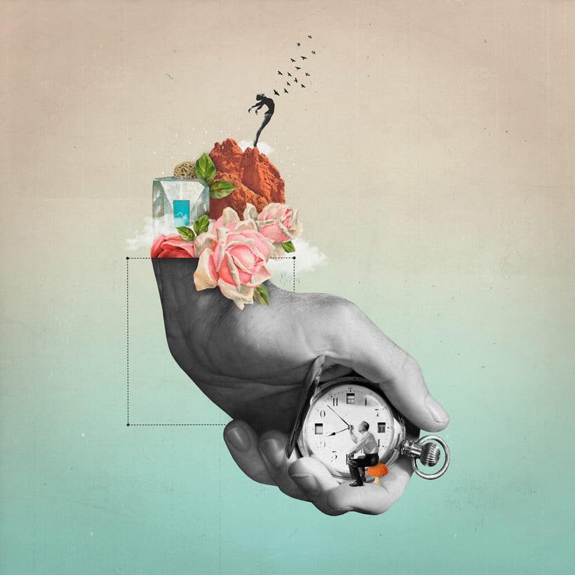 Bucear en el mundo del collage de la mano de Gabriela Sánchez 19