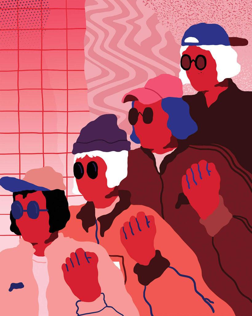 Jose Méndez: ilustración, gastronomía y contracultura 8