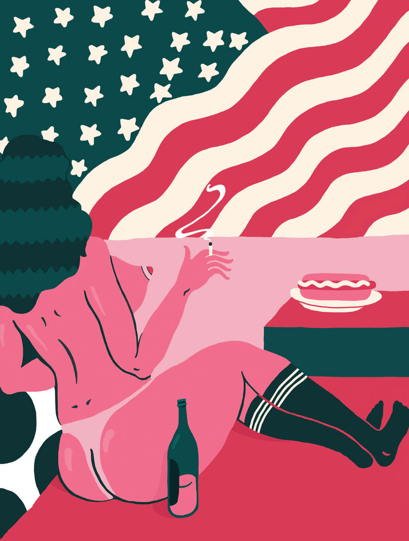 Jose Méndez: ilustración, gastronomía y contracultura 13