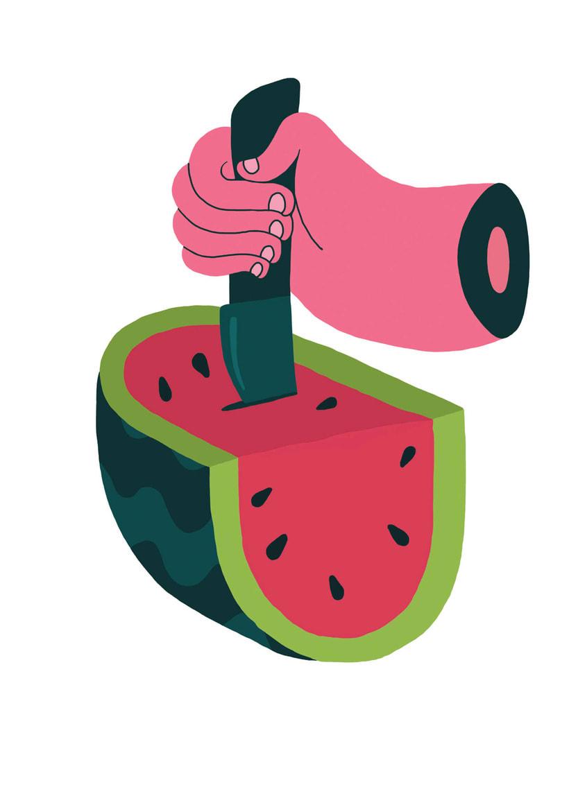 Jose Méndez: ilustración, gastronomía y contracultura 18