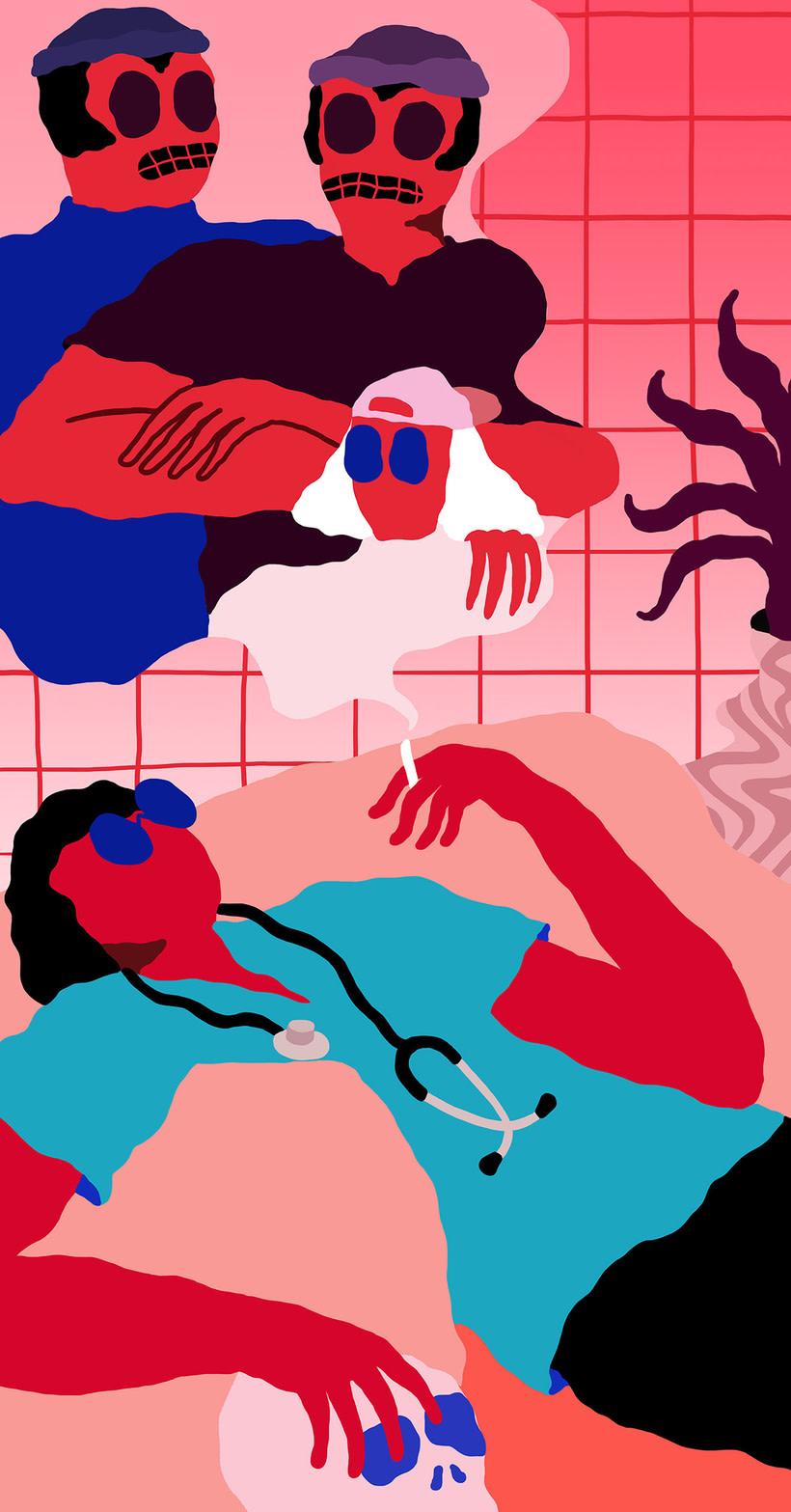 Jose Méndez: ilustración, gastronomía y contracultura 21