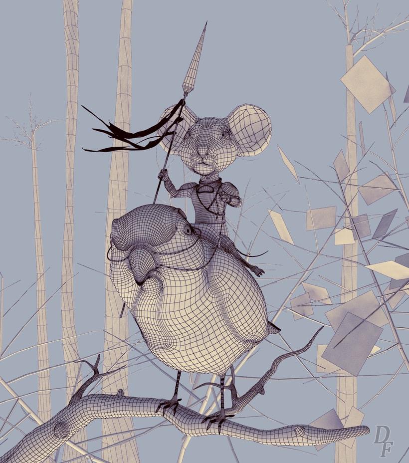Sparrow rider (Concept by Even Amundsen) 1