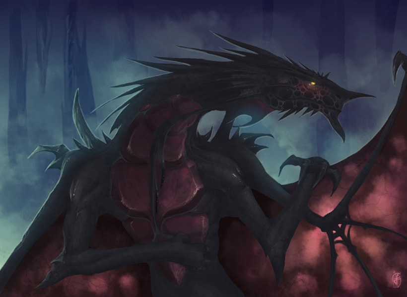 Dragones 14