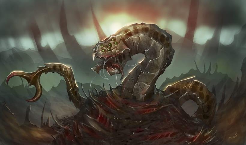 Dragones 13