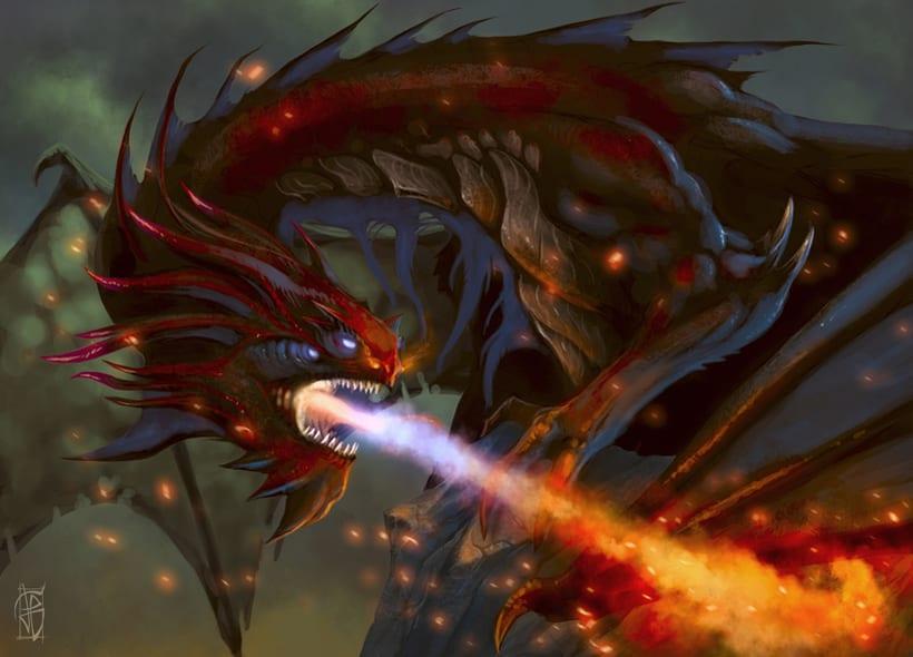 Dragones 3