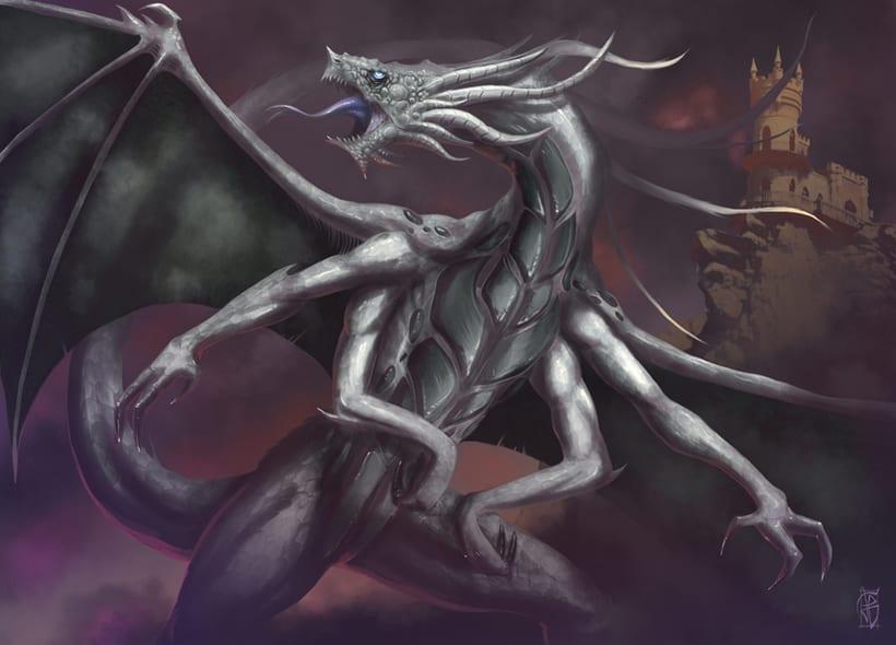Dragones 11