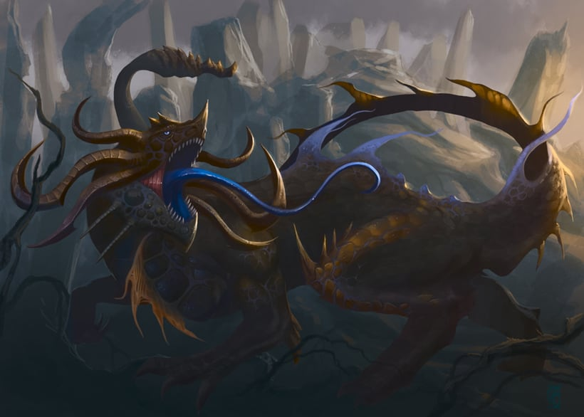 Dragones 6