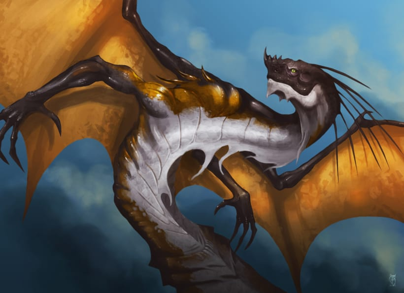 Dragones 8