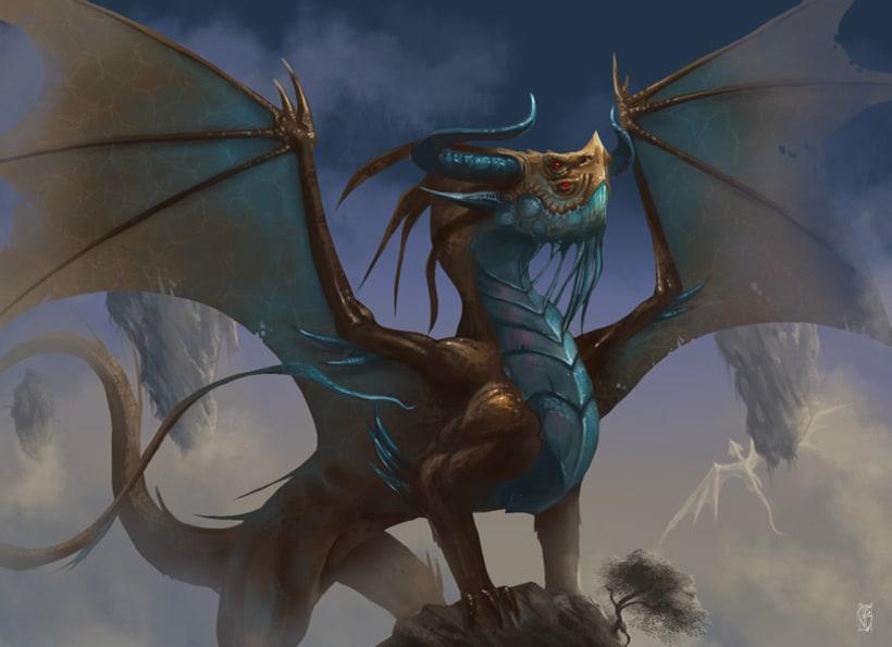 Dragones 9
