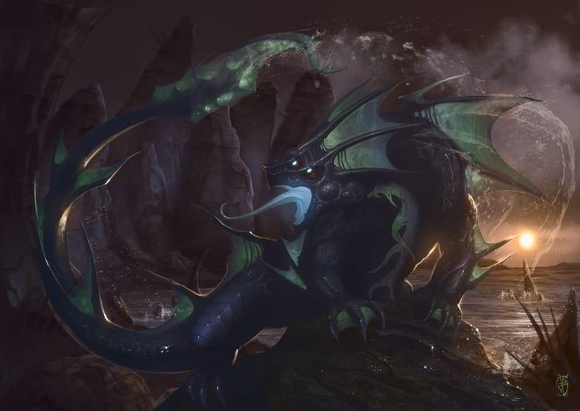 Dragones 10