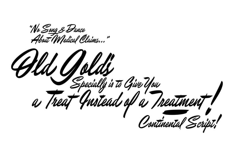 Continental Script 3
