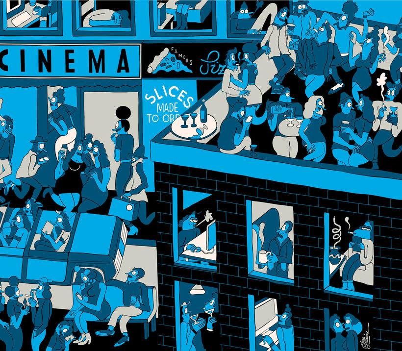 Jose Méndez: ilustración, gastronomía y contracultura 7