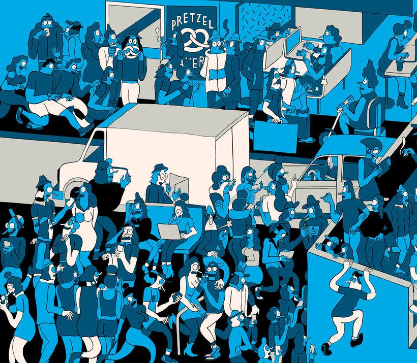 Jose Méndez: ilustración, gastronomía y contracultura 23