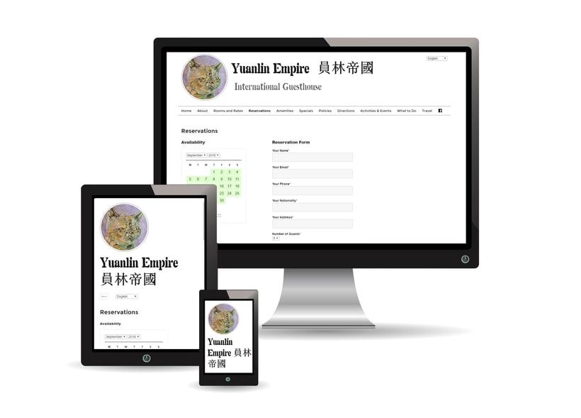 Yuanlin Empire International Guesthouse -1