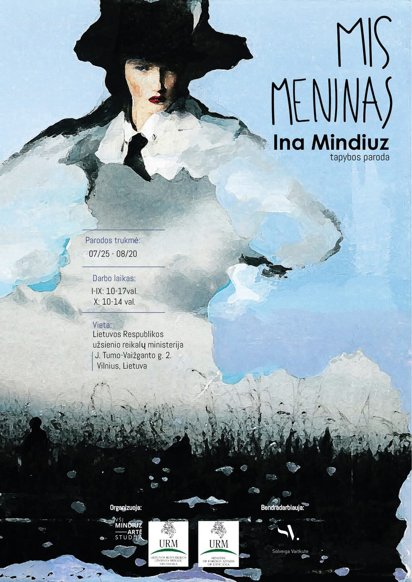 Project: Ina Mindiuz // Carteles 2