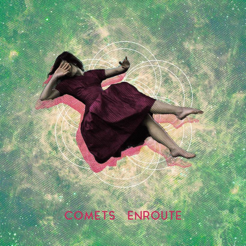 Comets Enroute -1