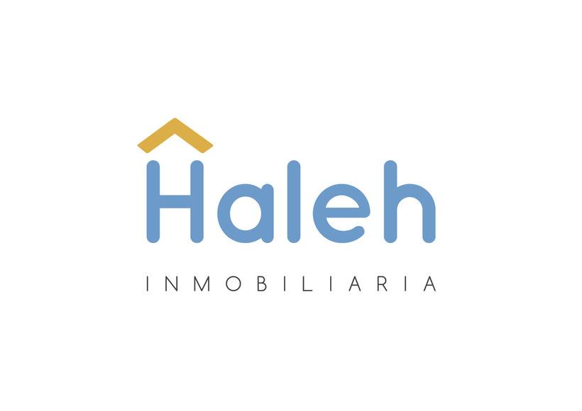 Imagen visual y web Haleh Inmobiliaria 3