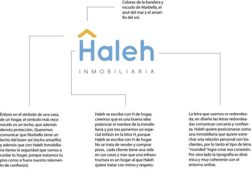 Imagen visual y web Haleh Inmobiliaria 4