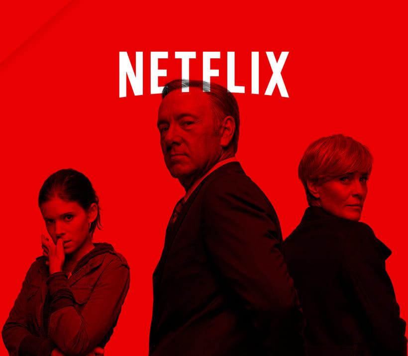 Netflix, New Experience UI/UX 0
