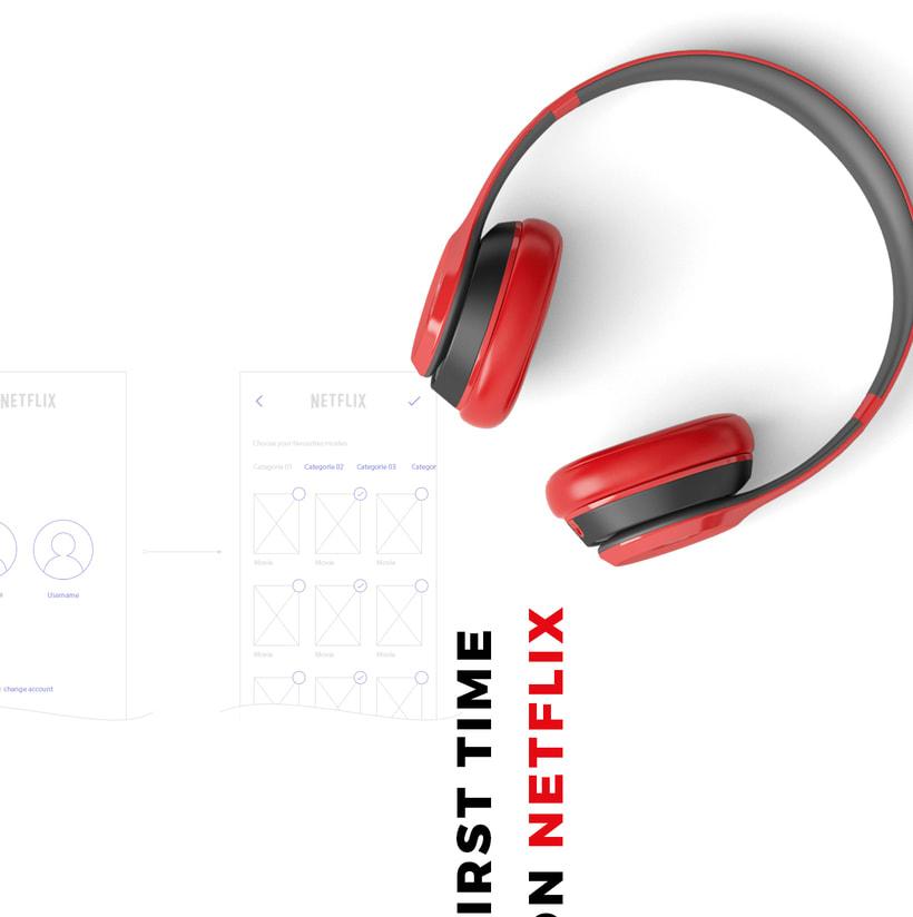 Netflix, New Experience UI/UX 4