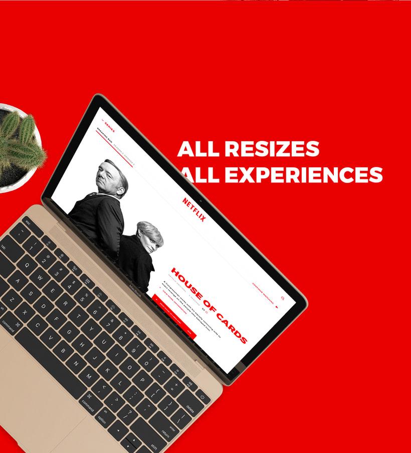 Netflix, New Experience UI/UX 6