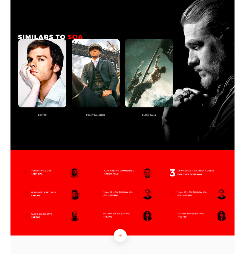 Netflix, New Experience UI/UX 8