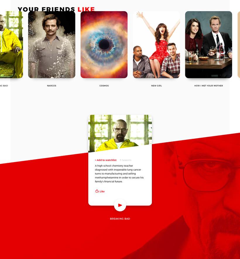 Netflix, New Experience UI/UX 9