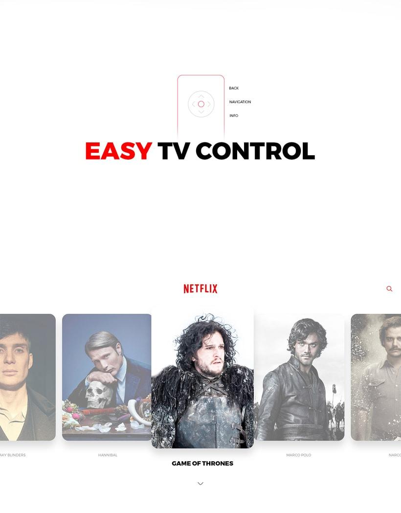 Netflix, New Experience UI/UX 15