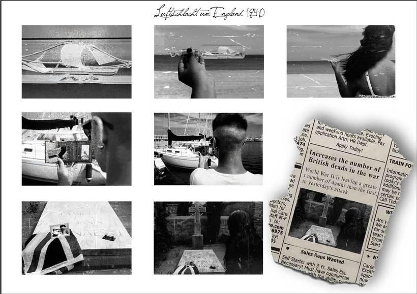 Fotocomposición / Collage 2