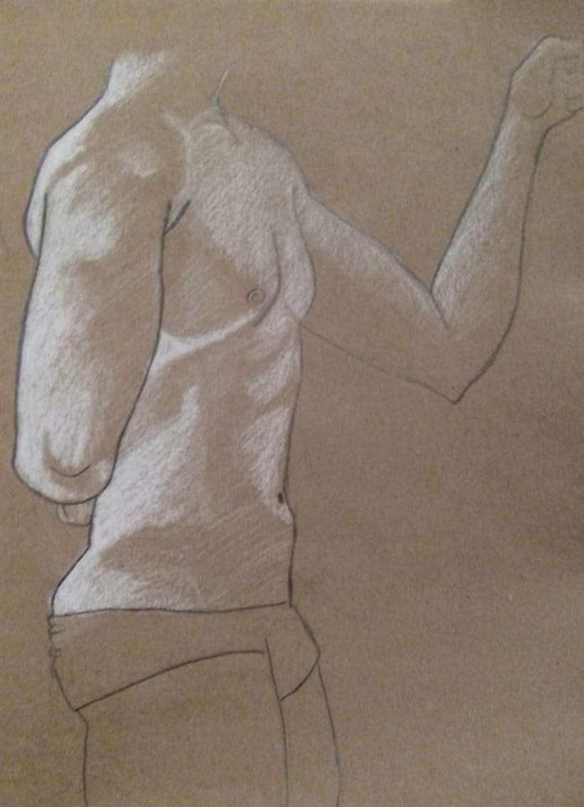 Ilustraciones realizadas en mis curso de dibujo 7