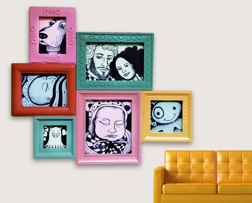 Retratos - Portraits 6