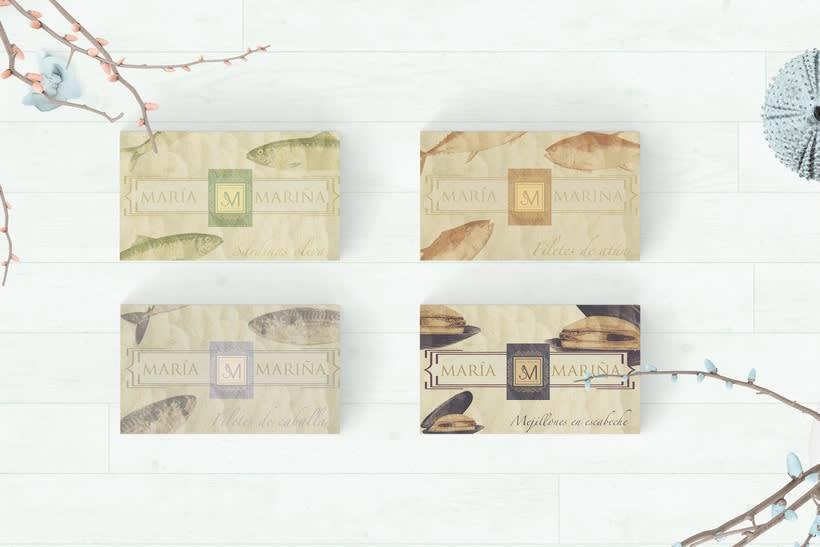 Packaging María Mariña -1