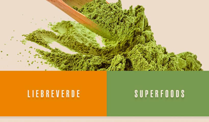 Liebre Verde Super Foods 0